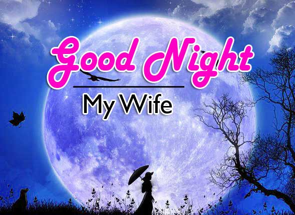 Full HD Good Night Images With Love Couple