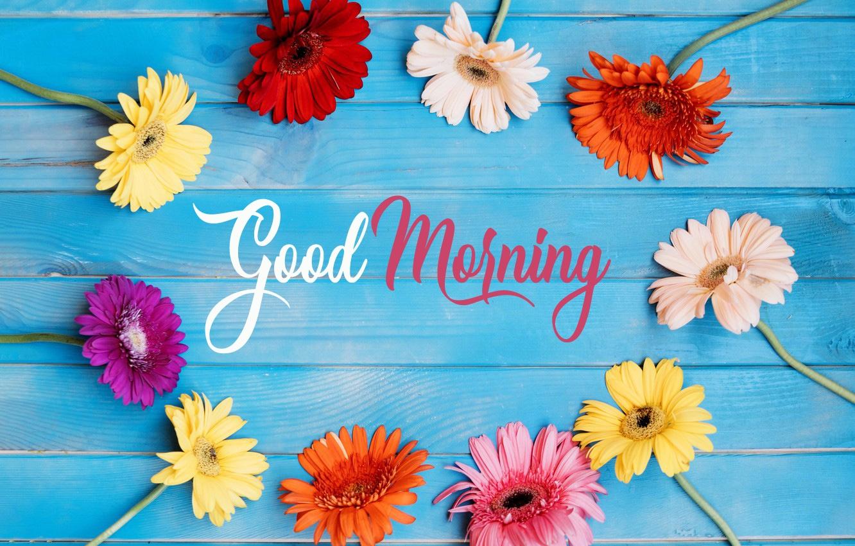 Good Morning Wallpaper 2021