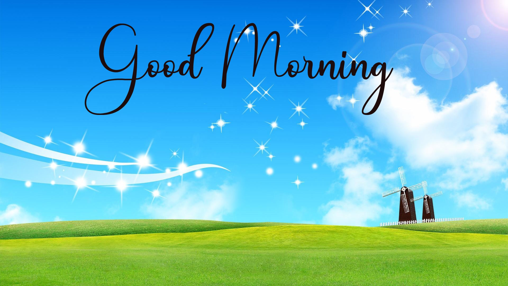Good Morning Wallpaper for Friend