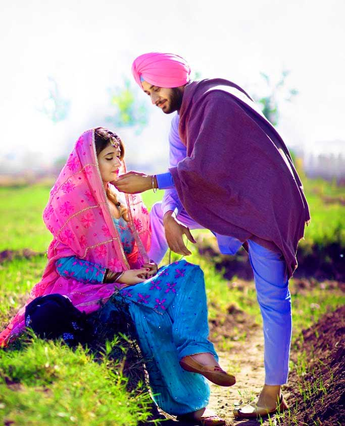 Latest Punjabi Coupal Whatsapp Dp Images Download