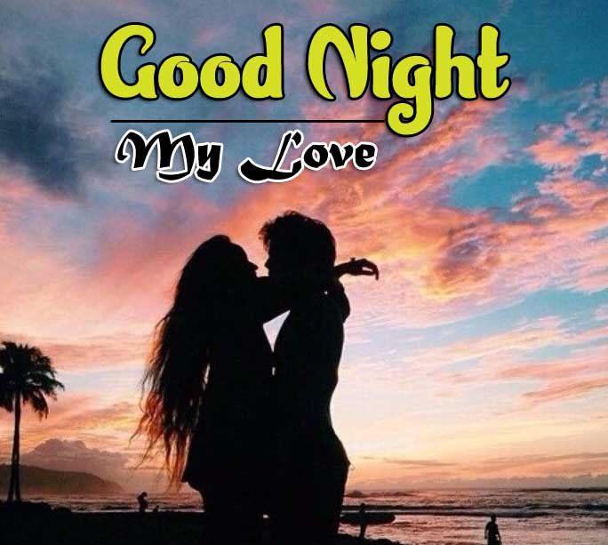 Love Couple Full HD Good Night Pics Images Download