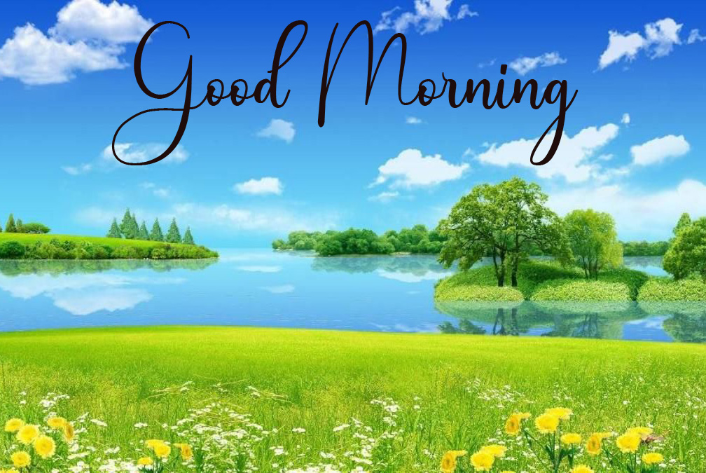 Nature Free Good Morning Images Download