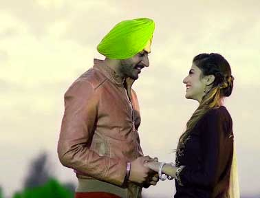 Nice Punjabi Coupal Whatsapp Dp Wallpaper
