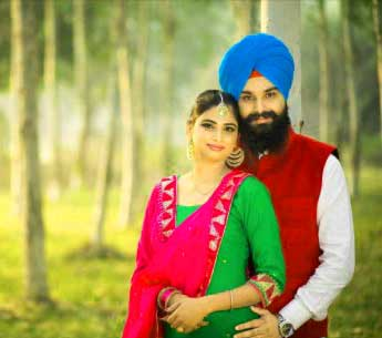 Punjabi Coupal Whatsapp Dp Images Pictures