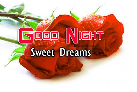 Red Rose Free Full HD Good Night pics Download