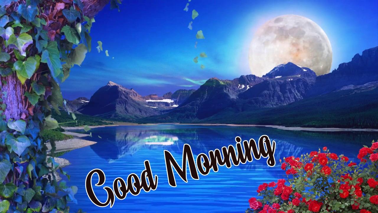 Sunrise Nature Good Morning Images Download