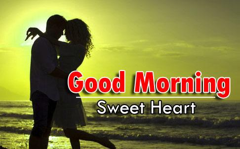 beautiful couple good morning images photo hd