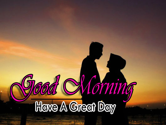 beautiful couple good morning images pics download