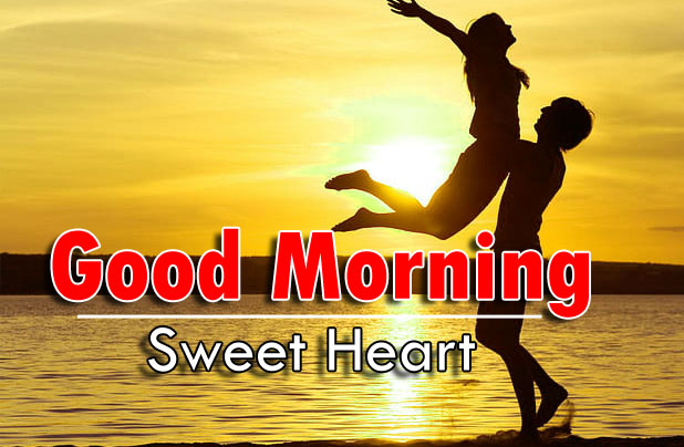 beautiful couple good morning images pictures hd
