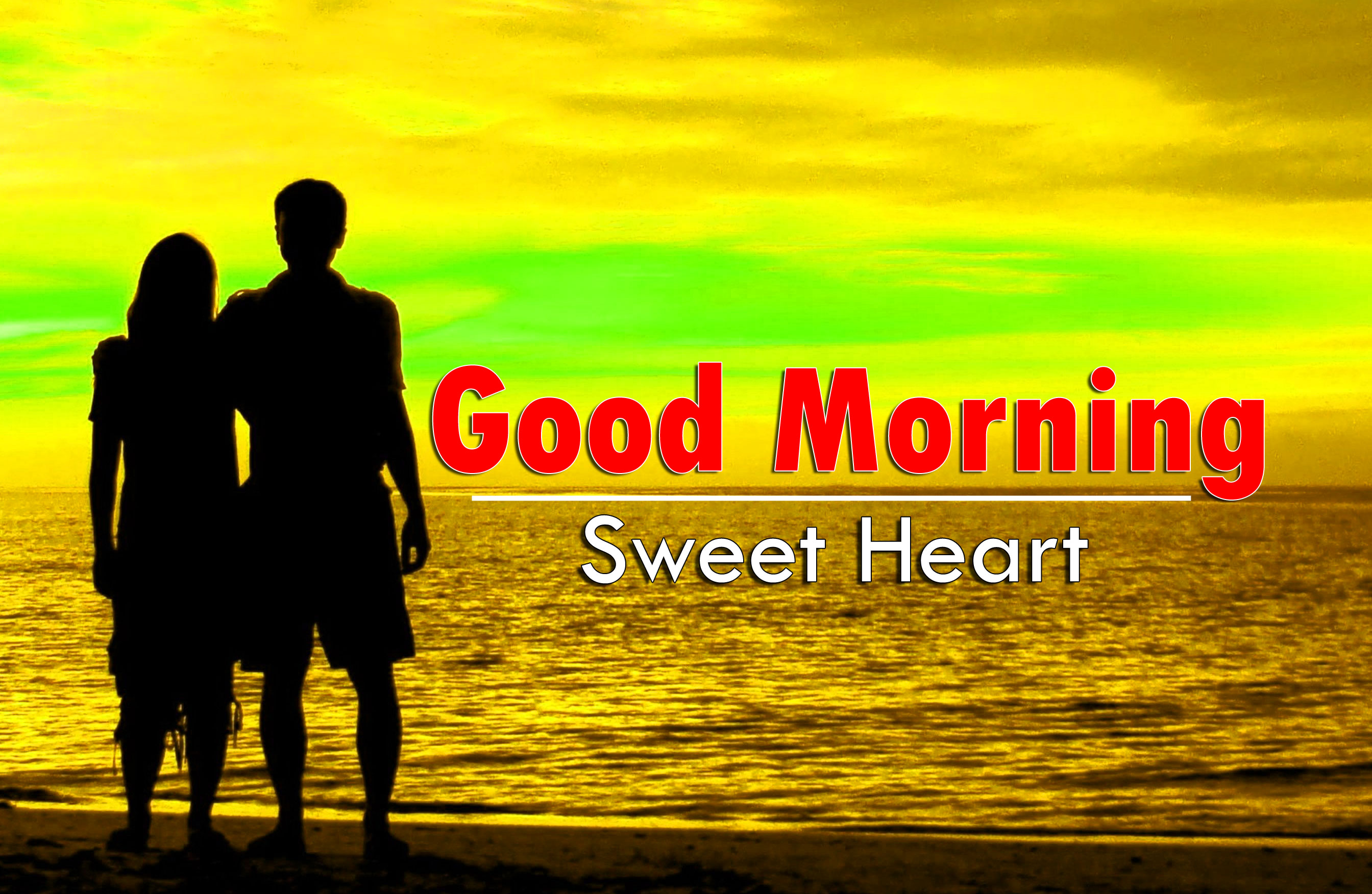 beautiful couple good morning images wallpaper hd