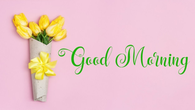 new flower good morning images photo download