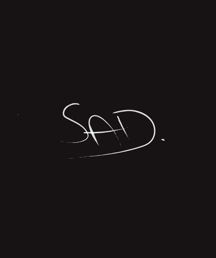 Black Whatsapp Dp For Sad