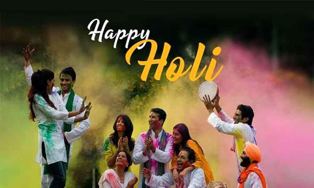 Free Holi Photo Download