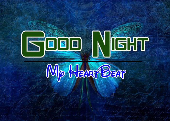 Good Night Photo Wallpaper