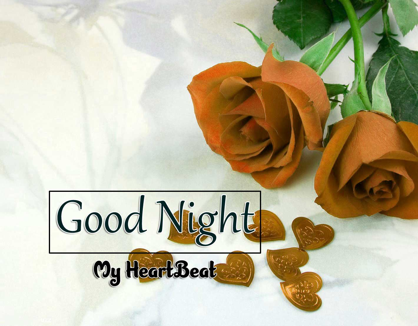Beautiful Good Night Free Wallpaper