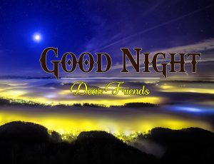 Free Best Free Good Night 4k Images