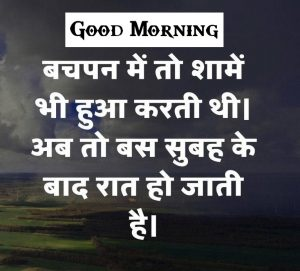 Free hindi quotes good morning Pics Pictures