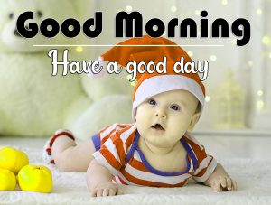 Cute Baby All Good Morning Images