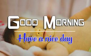 Free Cute Baby Good Morning Images Pics Download