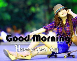 Free Flower Good Morning Wallpaper 2