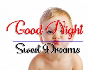 Free Good Night Pictures With Cute Baby