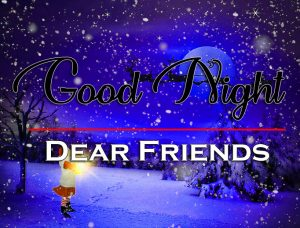Free Good Night Wallpaper for Friend