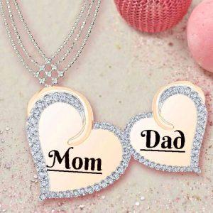 Free Mom Dad Whatsapp DP Wallpaper 2