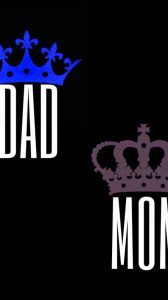Free Mom Dad Whatsapp DP Wallpaper 3