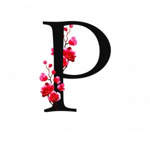 Free p letter dp for whatsapp Wallpaper