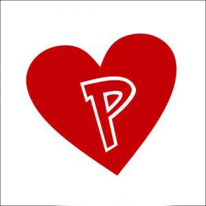 Free p letter dp for whatsapp Wallpaper for Peeti