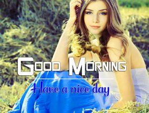 Girls Good Morning Images Wallpaper