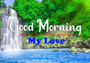 Good Morning Images Wallpaper With Nature