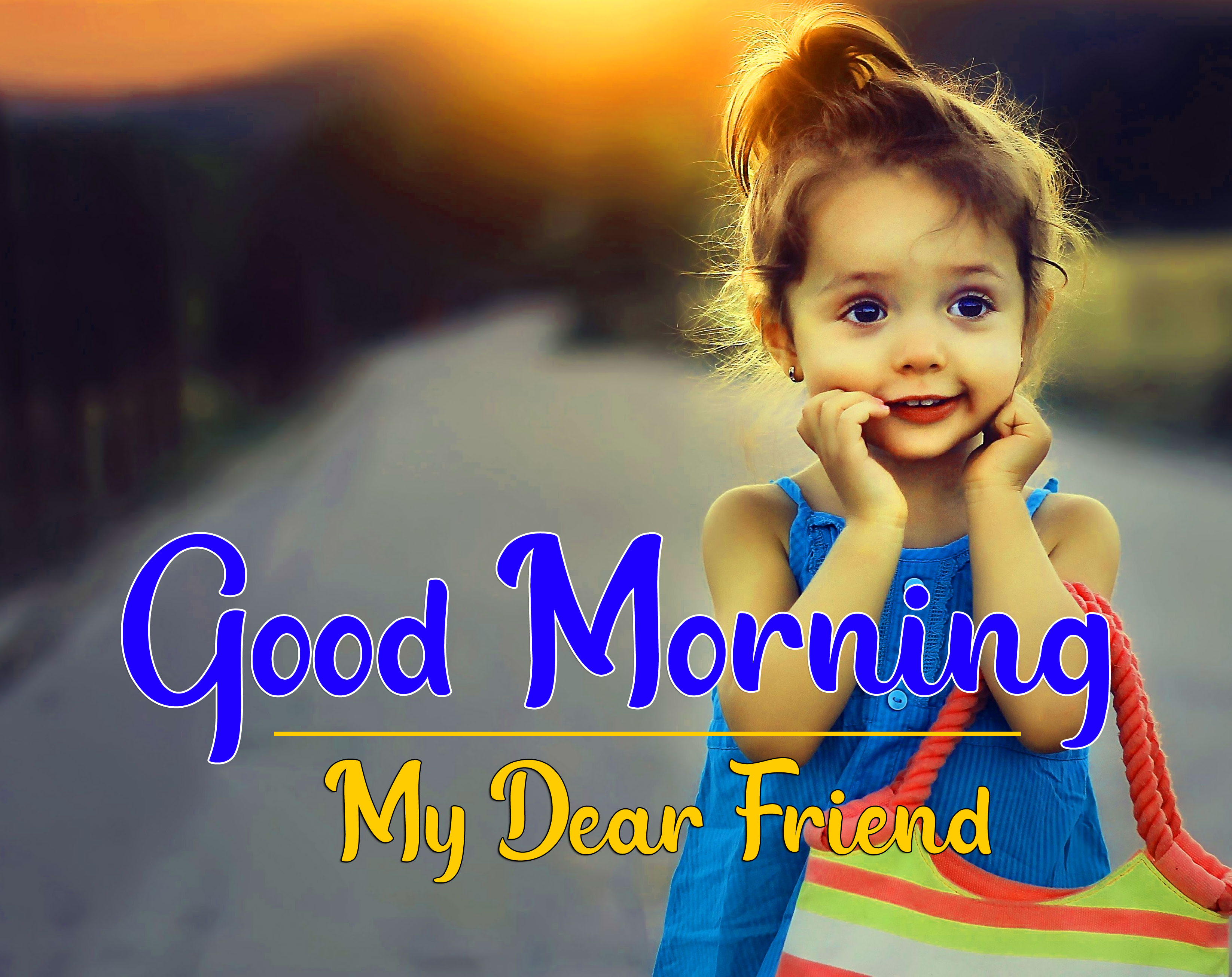 1589+ Cute Baby Boys & Girls Good Morning Images Download