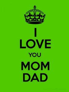 Mom Dad Photo HD Download