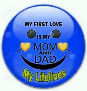 Mom Dad Whatsapp DP Pics Wallpaper Download