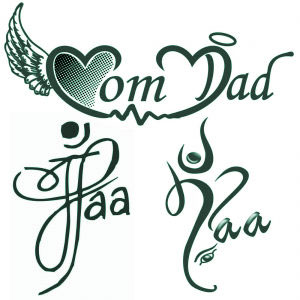 Mom Dad Whatsapp DP Wallpaper Download