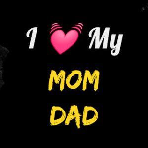 Mom Dad Whatsapp DP Wallpaper New Download