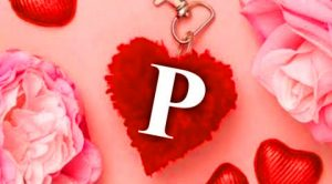 p Name letter dp for whatsapp Images In full HD