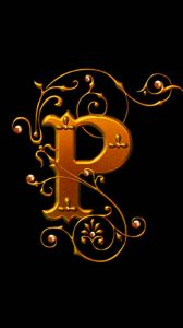 p letter dp for whatsapp Images