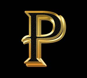 p letter dp for whatsapp Photo Free