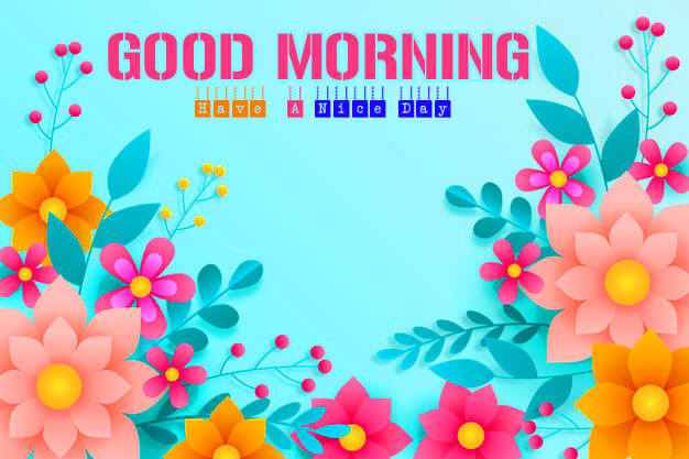 Free HD Good Morning Wishes Wallpaper for Whatsapp