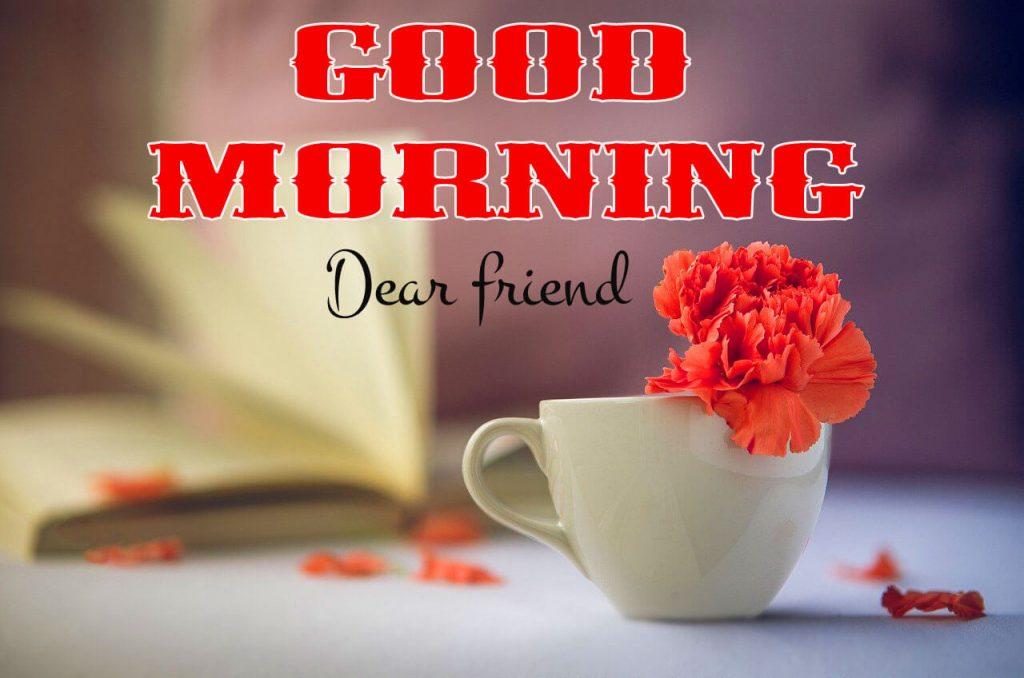 Good Morning Photo for Whatsapp Friend
