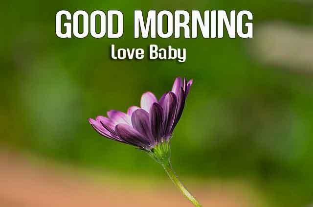 Good Morning love u baby images