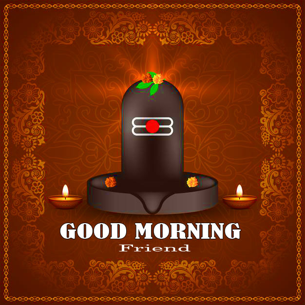 Lord Shiva HD Good Morning Wishes Images