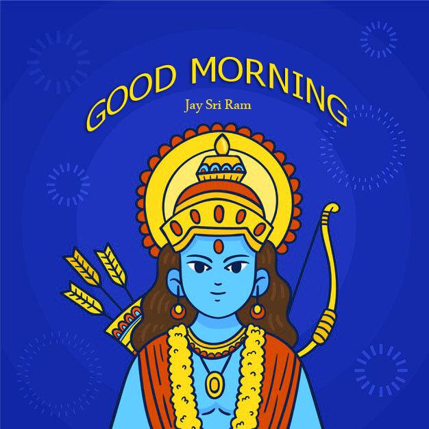 Sri Ram Good Morning Photo