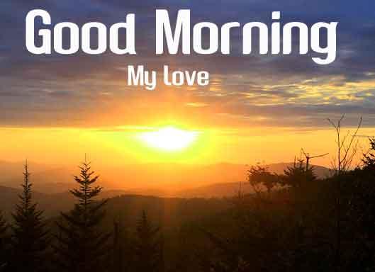 beautiful sunrise Good Morning hd