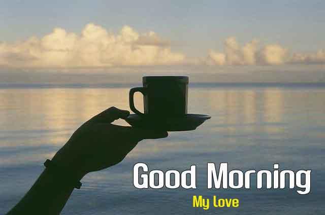 beautiful tea coffee Good Morning images hd