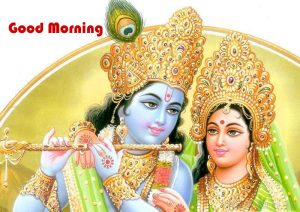 God Radha Krishna Good Morning Photo Pics Wallpaper Pictures Download For Whatsaap