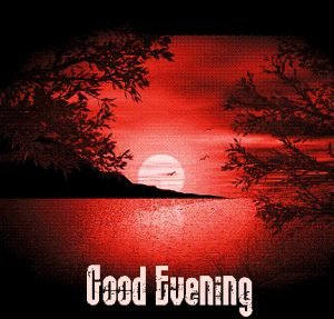 Free Good Evening Photo Pics For Whatsaap