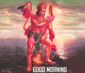 Hanuman Good Morning Photo Free Downlaod